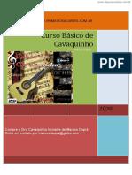[Cliqueapostilas.com.Br] Curso Basico de Cavaquinho