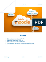 Instalar la plataforma Moodle en Windows Server 2016