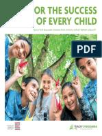 Teach For Bulgaria Annual Impact report 2016/2017