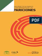 Guía de Buenas Prácticas en El Tratamiento Informativo de Las Desapariciones
