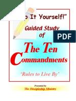 Ten Commandment