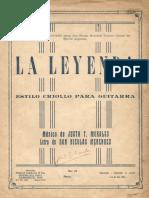 Morales La Leyenda