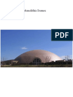 Monolithic Dome Information