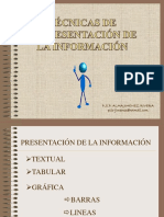 tecnicasderepresentaciondelainformacion-100120192137-phpapp02