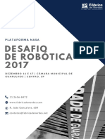 Guia Desafio de Robótica Plataforma NASA 2017 - Fábrica de Nerdes