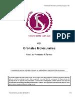 3. Orbitales moléculaires