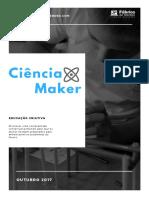 Ciência Maker - Plano Ensino Médio - Fábrica de Nerdes