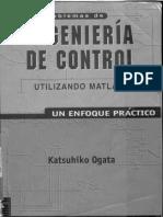 Ingenieria de Control Utilizando Matlab
