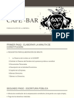 Café -bar