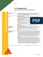 Sikafloor®-CureHard-24