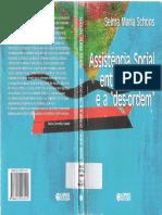 Selma Maria Schons - Assistência Social Entre a Ordem e a  Des-Ordem.pdf