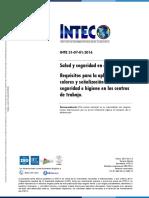 INTE 31-07-01_2016_Seguridad e Higiene
