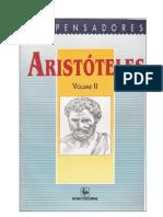 Enviando coleção os pensadores - aristoteles vol. ii.pdf