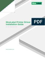 Ig-NiceLabel Printer Driver Installation Guide