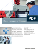Motor Management Program A233 En