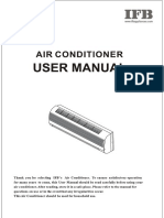 Ifb Ac Manual