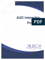 ALEC Internship Program - Position Descriptions (1)