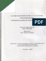 Mordones - la religiosidad de la cultura posmoderna.pdf