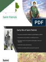 saint patrick project