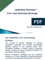 costleadershipstrategy-161211074613