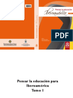 2012. Ferreyra. Pensar La EducaciónI