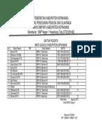 Pemerintah Kabupaten Kepahian3 Gugus 2
