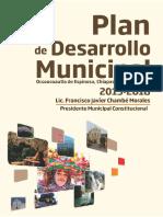 Plan Desarrollo Mpal 2015 2018