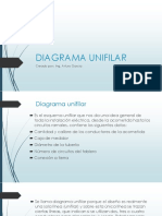Diagrama Unifilar Tema 3
