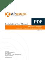 APsystems_YC1000_Installation_UserManual-v1.1-7.14.16