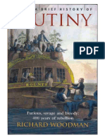 A Brief History of Mutiny - Richard Woodman