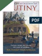 A Brief History of Mutiny - Richard Woodman