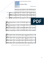 Nearer My God to Thee Sheet Music - 8notes