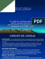 1. j. Cancer de boca