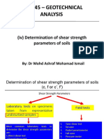 Shear Strength of Soils (5)