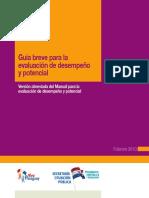Guía Breve - Evaluación de Desempeño.pdf