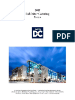 2017  Exhibitor Catering Menu.pdf