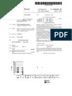 Patente US8524925