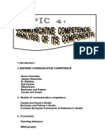 Tema 04 Communicative CompetenceDEFINITIVO