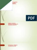 Analisis de Los Esquemas de Voladura Según Criterios