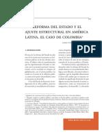 Dialnet-LaReformaDelEstadoYElAjusteEstructuralEnAmericaLat-4018483.pdf
