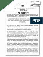 Decreto 2157 2017 Directrices Elaboracion Planes GR Publicas Privadas