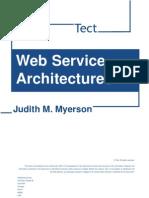 Web Services Architectures