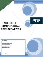 Modulo Competencias Comunicativas I Cohorte 2014 (4) 6