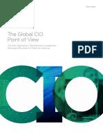 Informe CIO Global