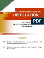 Distillation Chapter 2