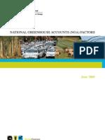Australia National Greenhouse Factors June 2009 PDF