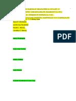 Ricke Swift's Defendant List