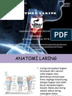 Tumor Laring