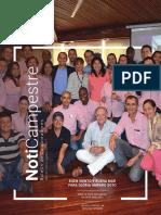 NotiCampestre Edición Nro 2. Agosoto del 2017