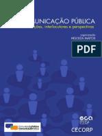 Comunicação Pública - Interlocuções, Interlocutores e Perspectivas